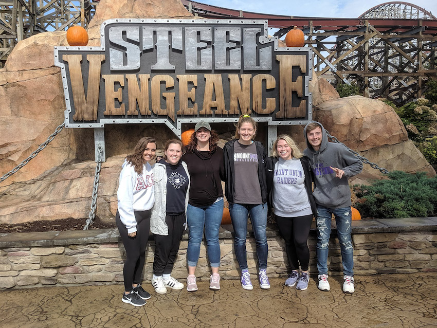 Steel Vengeance is a hit. Photo - Kevin Meyer